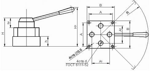 Размеры В71-24М-02, В71-23М-02, В71-22М-02, В72-24М-02, В72-23М-02, В72-22М-02,