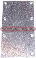 Алюминиевая пластина глушитель У71-22А, У71-24А