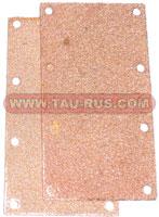 Бронзовая пластина глушитель У71-22А, У71-24А