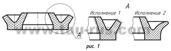 Манжеты резиновые уплотнительные для пневматических устройств гост.