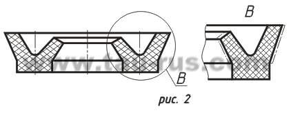Гост 6678-72 манжеты резиновые уплотнительные для пневматических.