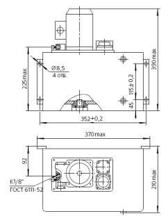 Станция смазочная И-СЭ-10/0,5; И-СЭ-10/1,0